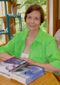 Photograph of the author